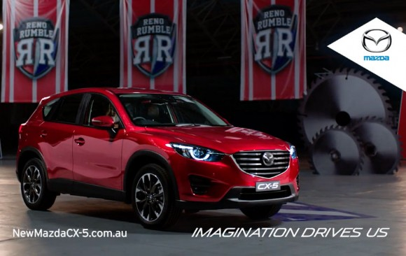 Mazda CX-5 - Reno Rumble