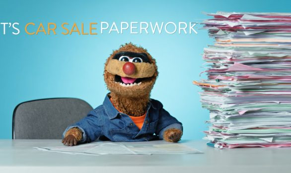 Sellmycar.com.au - Agro vs the Paperwork